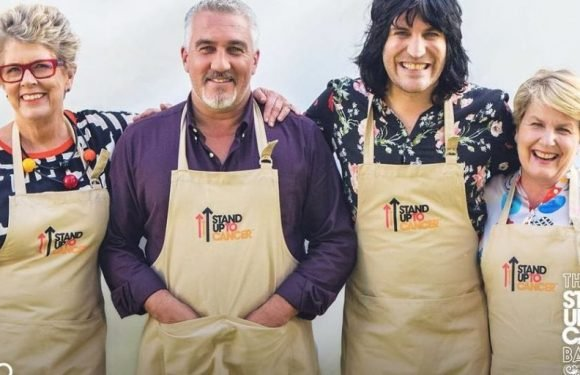 Channel 4 responds to claims that Paul Hollywood and others were paid for Bake Off charity specials