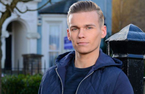 """EastEnders star Charlie Winter warns Hunter Owen is about to get """"vicious"""""""