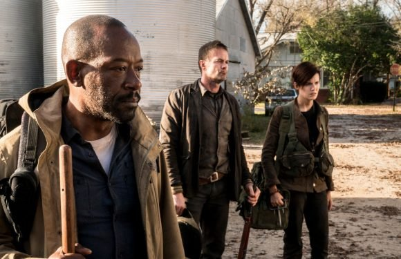 Exclusive: Lennie James says it was his decision to exit The Walking Dead for spin-off Fear the Walking Dead