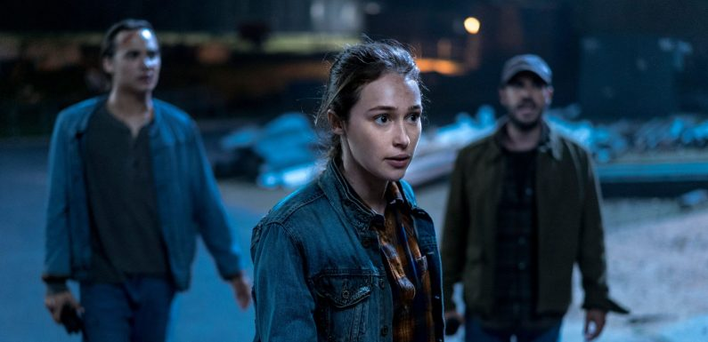 Alycia Debnam-Carey hints at huge changes for her Fear the Walking Dead character in season 4