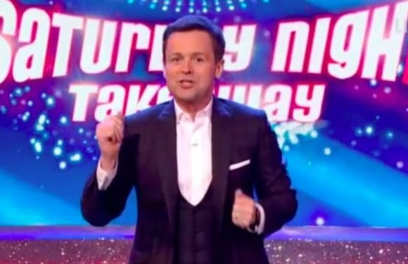 "Saturday Night Takeaway's Stephen Mulhern says Dec did an ""incredible"" job hosting without Ant"