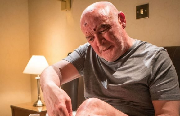 Coronation Street's Connor McIntyre hints at who Pat Phelan's next victim will be