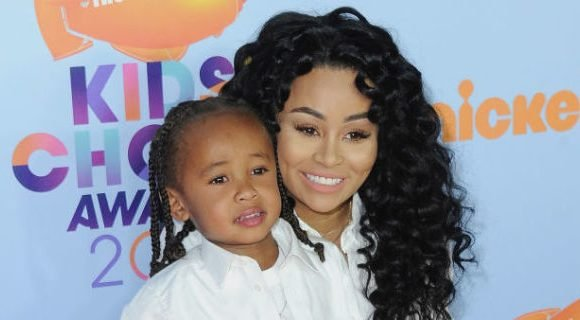 Blac Chyna vows to protect her children after being filmed in a fight at a theme park