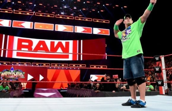 WWE Raw results: 6 things we learned as John Cena attempts to summon The Undertaker before WrestleMania 34