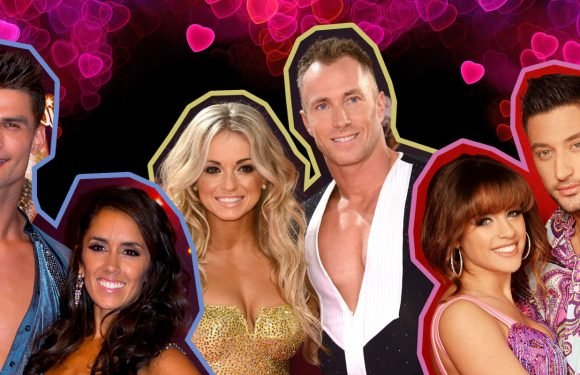 Which Strictly couples went the distance?