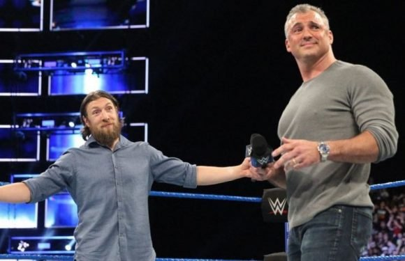 WWE SmackDown Live results: 4 things we learned as Shane McMahon returns on the last stop to WrestleMania 34