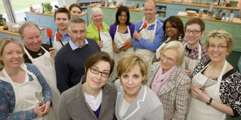 Some people are just realising Bake Off was a bit different in series 1