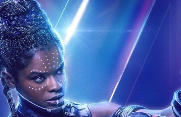 Avengers: Infinity War's Letitia Wright reveals who her favourite Marvel superhero is