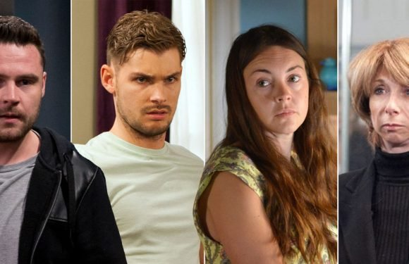9 soap characters who have suffered the most, from Emmerdale's Aaron to Hollyoaks' Ste