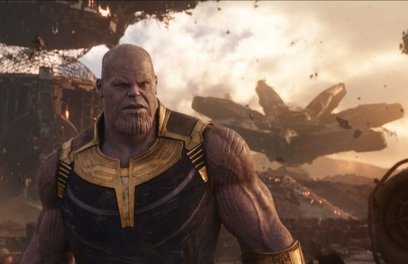 Avengers: Infinity War is already breaking US box office records