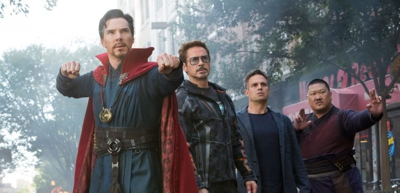 Benedict Cumberbatch was one of the few people given the whole Avengers: Infinity War script
