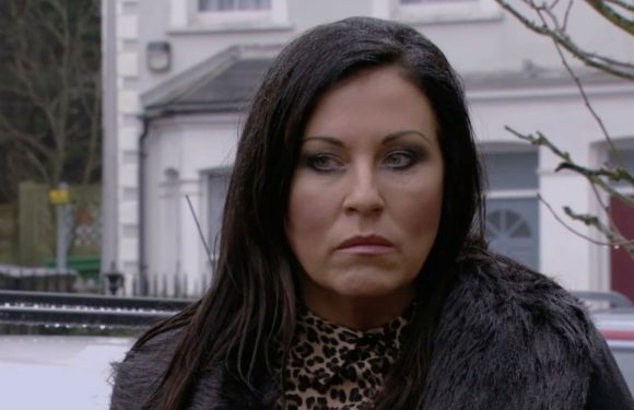 EastEnders fans in hysterics over Kat Moon's 'disappearing' act