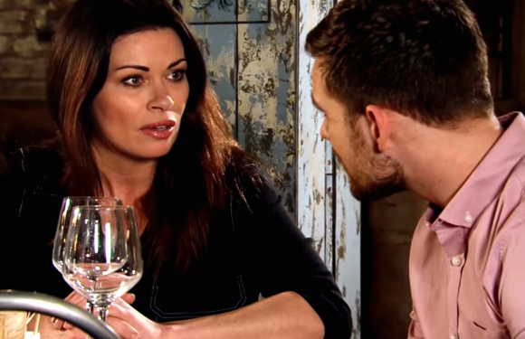Coronation Street's Carla Connor panics over Ali Neeson's flirting tonight