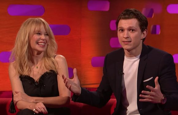 Avengers: Infinity War star Tom Holland made a fool of himself in front of Madonna