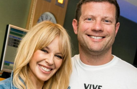 """Kylie Minogue 'never gets over' releasing a new album: """"It felt like my birthday"""""""