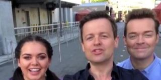 Declan Donnelly is gearing up to host the Saturday Night Takeaway finale live in Florida