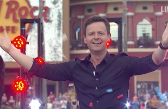 Ant and Dec's Saturday Night Takeaway finale saw Dec knock his second solo hosting stint out of the park