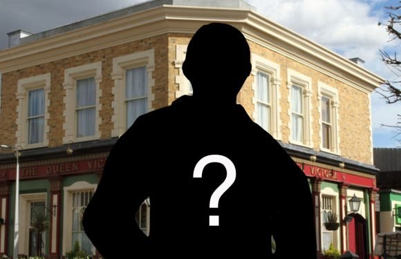 EastEnders introduces a mysterious newcomer next week – but who is he?