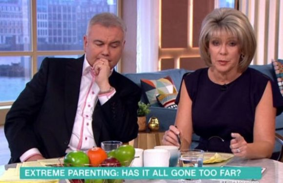 This Morning meets extreme parent who shamed his son online for bad behaviour