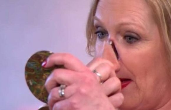 This Morning meets Jayne Hardman, a woman with a magnetic nose after she lost her real one