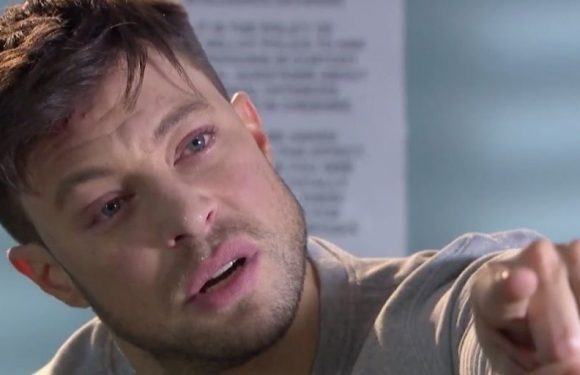 Hollyoaks airs Ryan Knight blackmail twist as he makes shock Kim confession