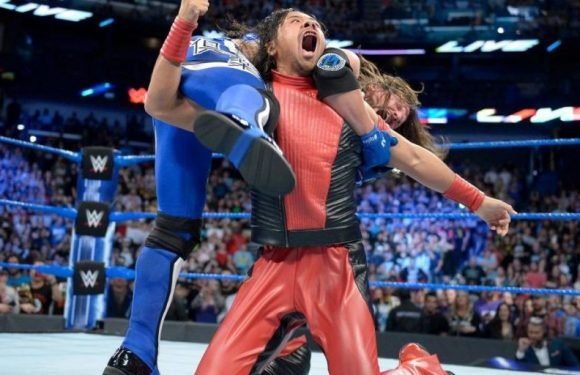 WWE SmackDown Live results: 4 things we learned as SDLive gets a shock title change