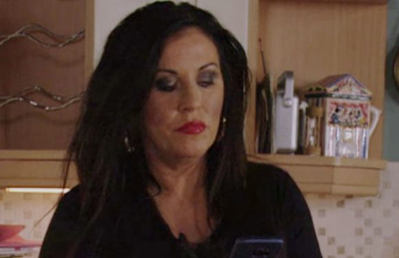 EastEnders hints at shocking Kat Moon secret after Hayley makes a threat