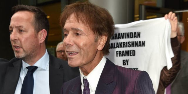 Sir Cliff Richard details 'upsetting impact' of BBC coverage of police raid as court case continues
