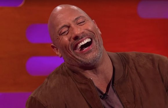Watch Dwayne Johnson boss his rap from Disney's Moana on The Graham Norton Show