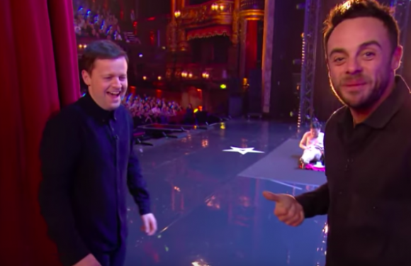 Viewers accuse ITV of editing Ant and Dec out of Britain's Got Talent