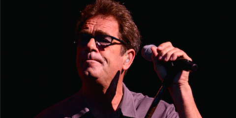 "Huey Lewis and the News cancel tour dates as Huey Lewis confirms he's lost ""most"" of his hearing"