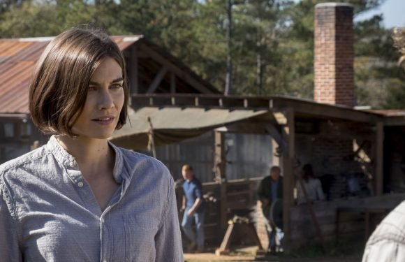 The Walking Dead boss offers update on Lauren Cohan's future