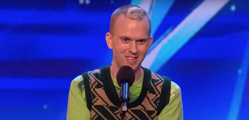 Britain's Got Talent comedian Robert White served three months in prison after prank went wrong