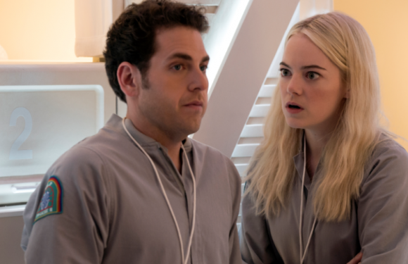 Emma Stone and Jonah Hill are reunited in first-look at Cary Fukunaga's Netflix series Maniac