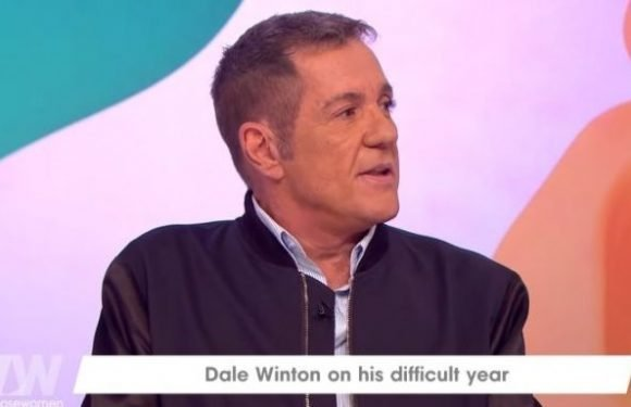 "Loose Women pay tribute to ""frank and funny"" Dale Winton by airing his last ever TV interview"