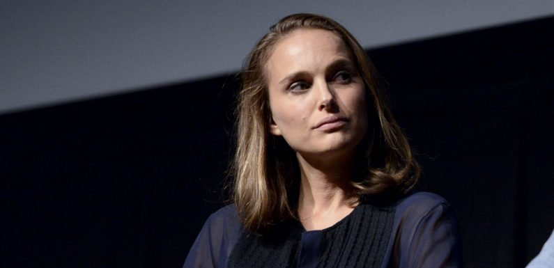 Natalie Portman explains why she rejected state honour from Israel