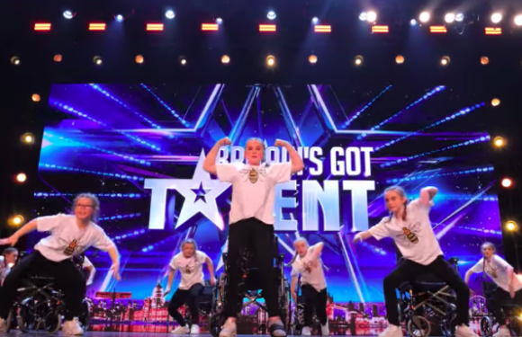 Britain's Got Talent judges in tears at Manchester terror attack survivor's performance