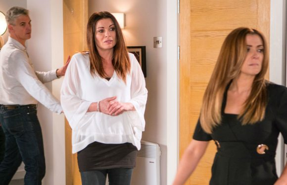 Coronation Street: Carla and Ali's fling is revealed, and Michelle is not happy