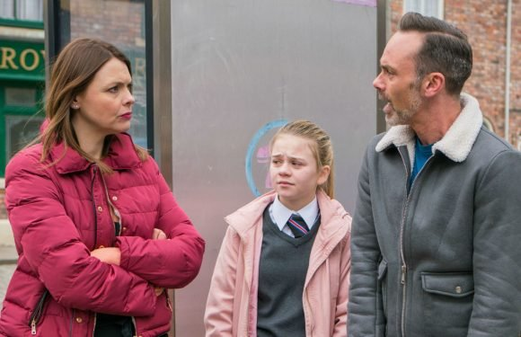 Coronation Street fans notice Tracy Barlow conveniently forgetting a major past storyline