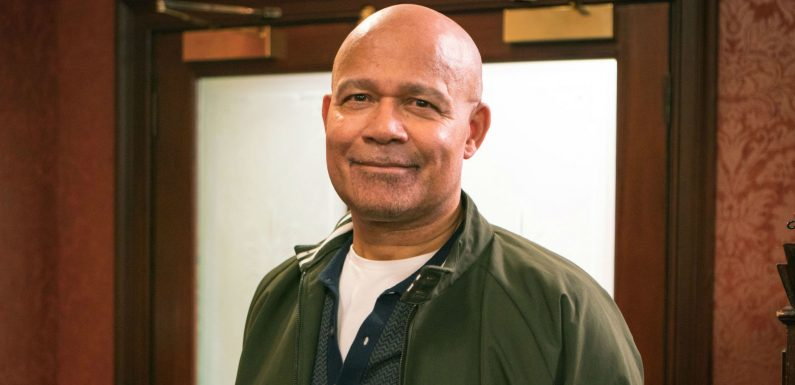 Coronation Street's Louis Emerick confirms Mike Thornberry won't be staying on the cobbles