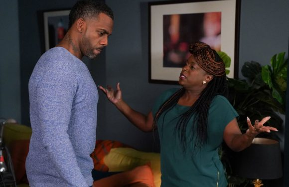 EastEnders' Vincent Hubbard makes a dangerous move as his Albert Square exit gets closer