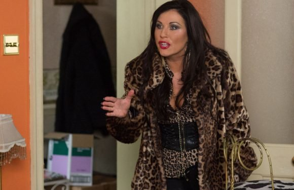 EastEnders to address the mystery surrounding Kat Moon's children next week