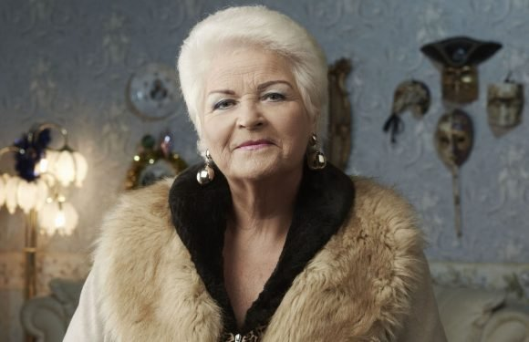EastEnders legend Pat Butcher returns from the dead in the most unexpected way