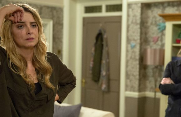 """Emmerdale fans praise """"incredible"""" Emma Atkins after Charity Dingle reveals heartbreaking abuse"""