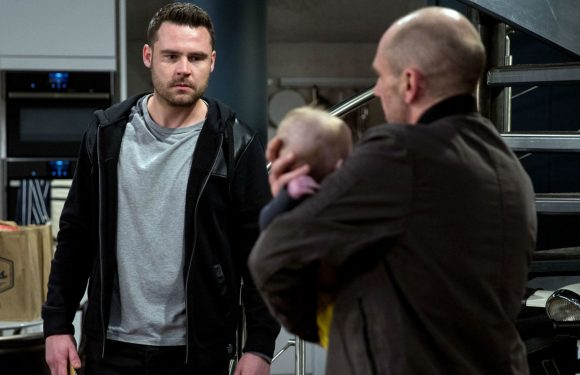 Emmerdale links kidnapping plot to Aaron Dingle's past