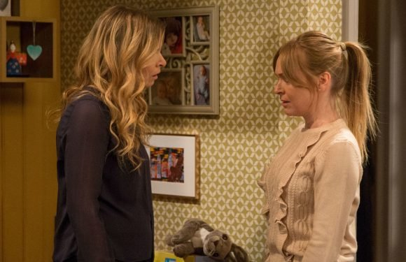 Emmerdale's Charity Dingle regrets confiding in Vanessa Woodfield in more emotional scenes tonight