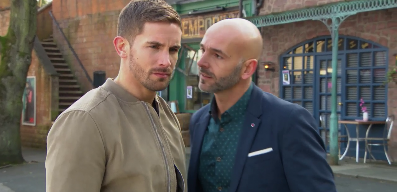 Hollyoaks fans fear for Ollie Morgan as Buster Smith sex abuse plot begins