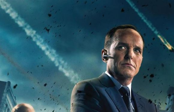 Agent Coulson is officially back in MCU movies as Clark Gregg starts work on Captain Marvel