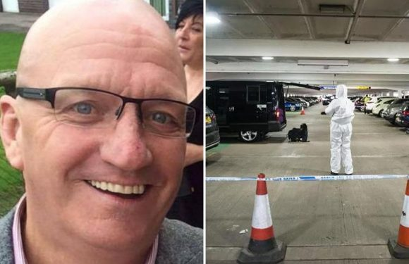 Two arrested after taxi driver, 57, dies following car park assault at Manchester Airport