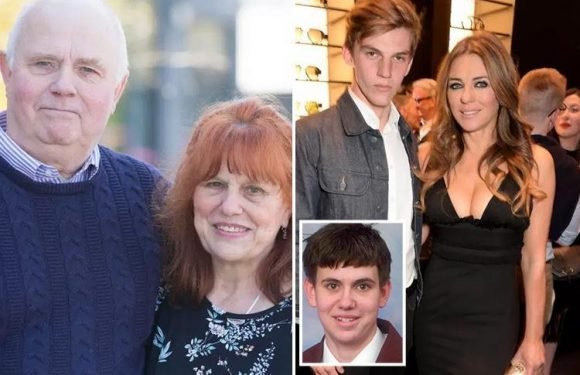 Parents of murdered schoolboy Jimmy Mizen urges Liz Hurley to join fight against London's 'killing epidemic' after her nephew was knifed in street